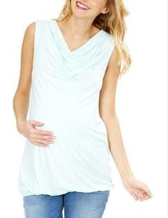kiabi tee-shirt grossesse maternité col bénitier