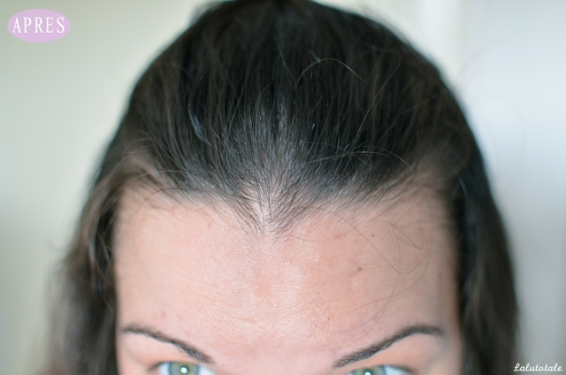 spray colorant éphémère domicile bye bye racines Rodolphe coiffure cheveux Coloré