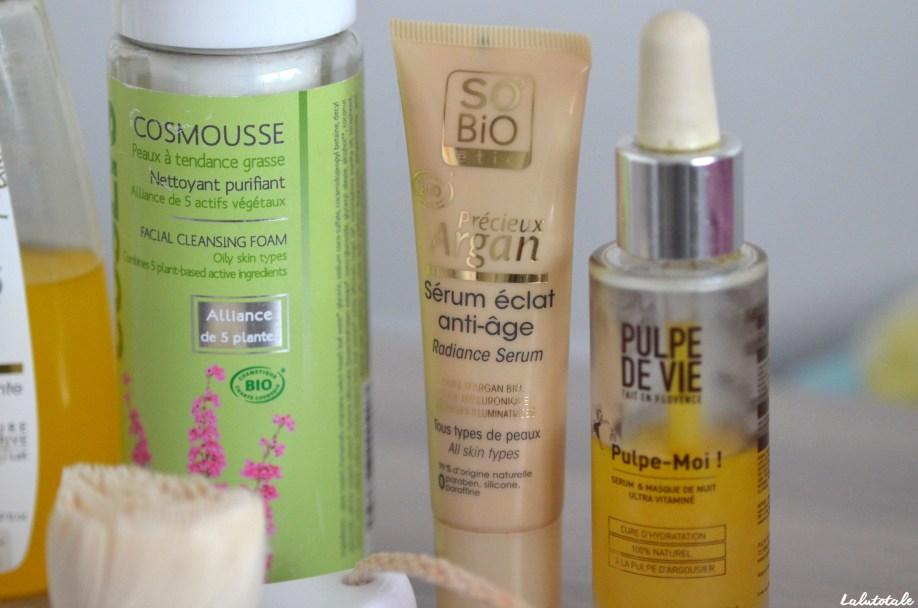 Routine points noirs comédons éliminer solution miracle produits beauté visage
