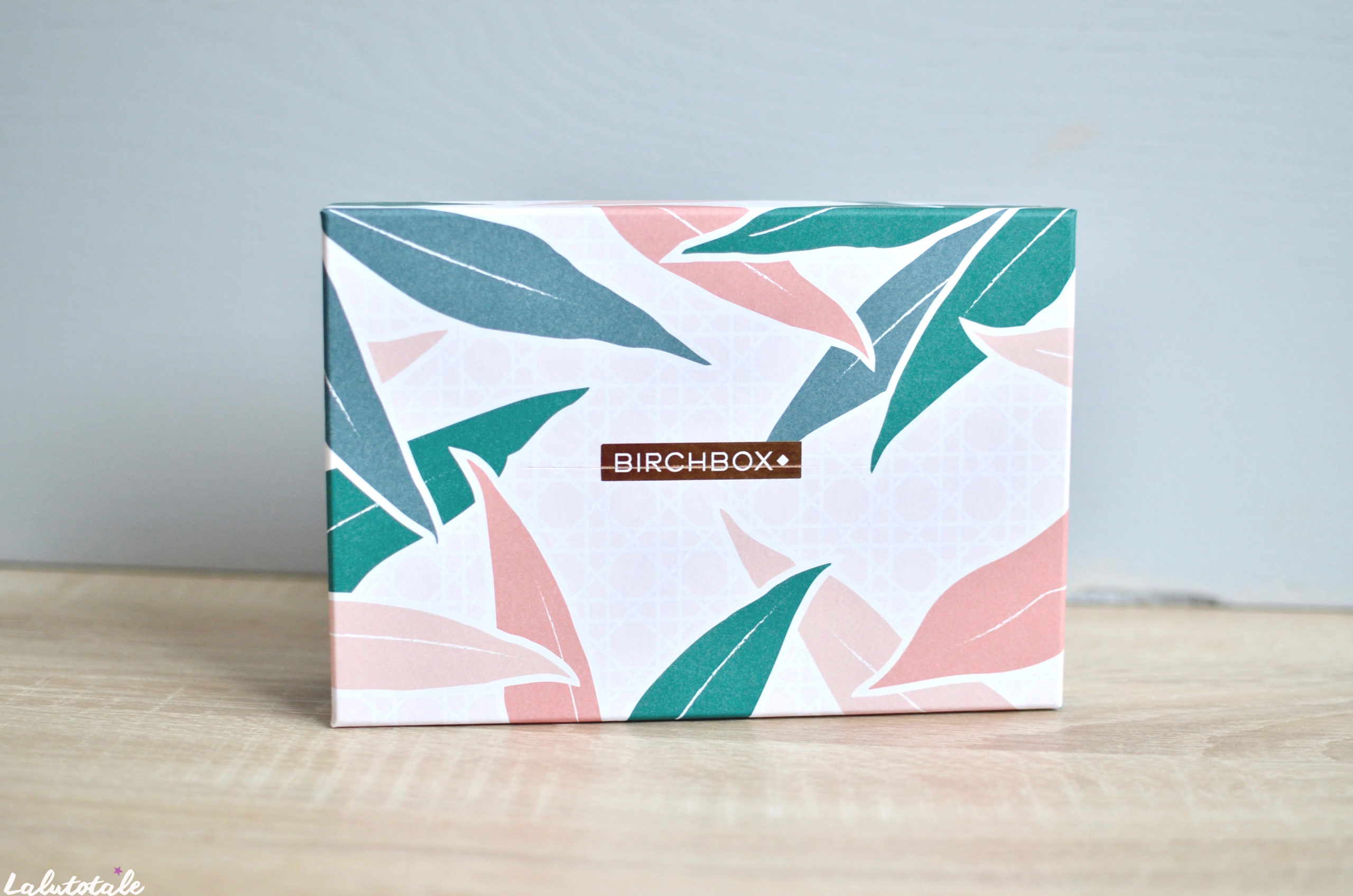 birchbox box beaute janvier 2020  haul