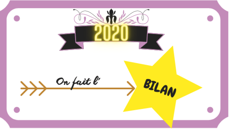 accomplissements projets 2020 blog vie perso
