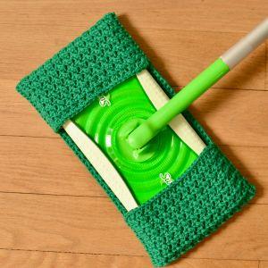 thérèse serpillière crochet lavable