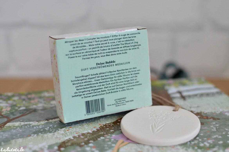diffuseur décoratif parfum Mylittlebox