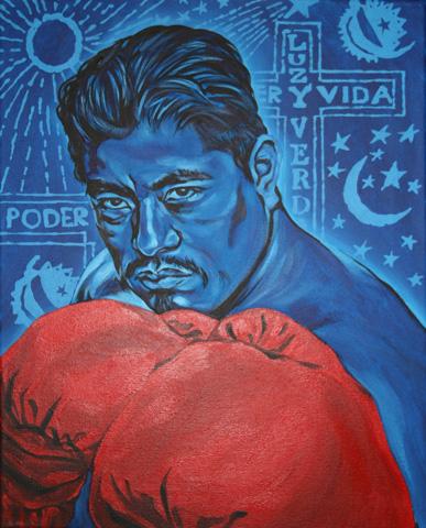 David Amoroso - Boxer
