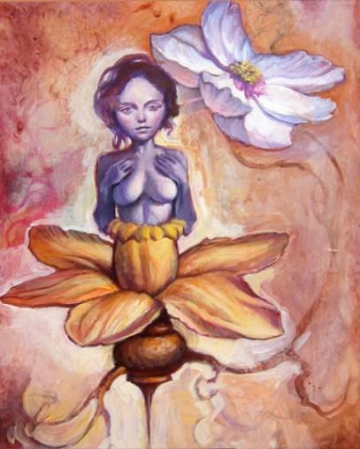 Dion Macellari - Little Flower Girl