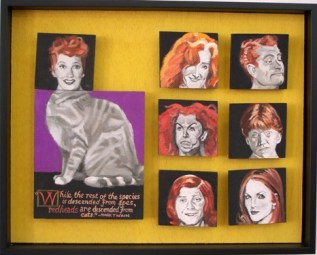 Marti Jones Dixon - Redheads