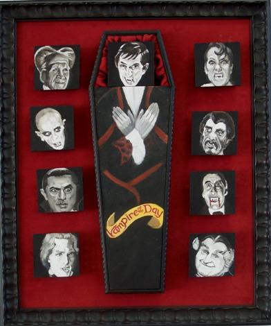 Marti Jones Dixon - Vampire Of The Day