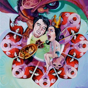 Dave MacDowell - Ring Of The King