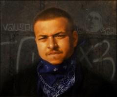 "Oil on canvas 12"" x 10"" $950.00"