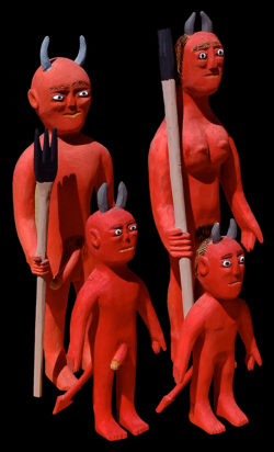 Sulton Rogers - Devil Family, c. 1990s