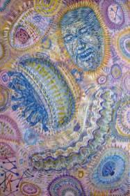 """Acrylic on canvas 23.5"""" x 15.75"""" $1,800.00"""