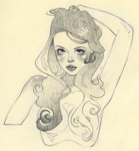 Danni Shinya Luo - Flirty Red Head