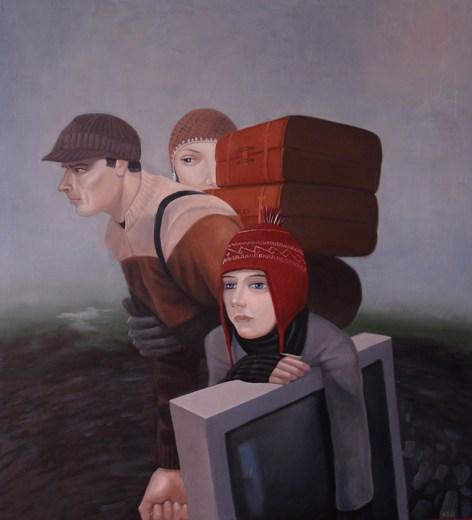 Aurthur Giron - Migration