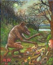 Conrad Haberland - Wolf Hunter