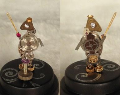 Ave Rose - Alexandrite Watchbot Guardian