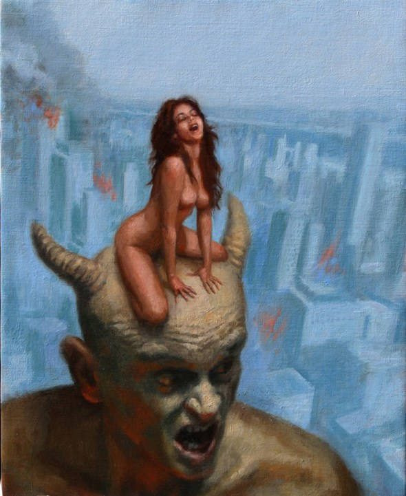 Dave Lebow - Devil's Muse