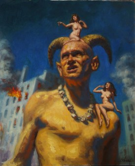 Dave Lebow - Satan's Muses