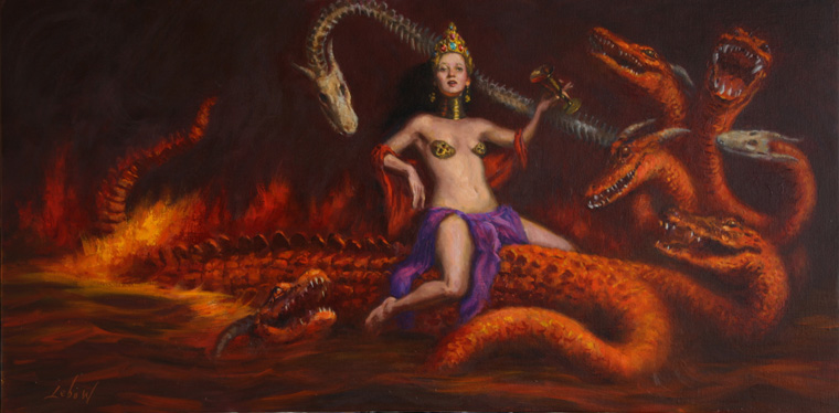 Dave Lebow - Whore of Babylon