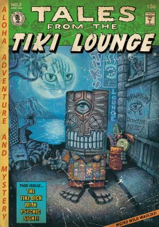 "Brad ""Tiki Shark"" Parker - Tales From the Tiki Lounge No. 6 (Hawaiian Eye)"