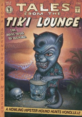 "Brad ""Tiki Shark"" Parker - Tales From the Tiki Lounge No. 2"