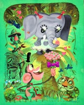 Miles Thompson - Jungle Love