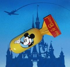 D.W. Marino - Disneyland -It's a Blast! (detail)