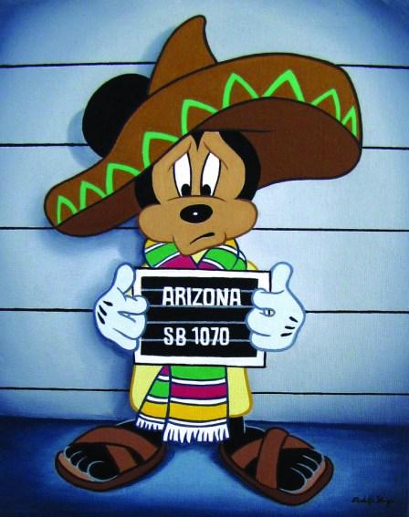José Rodolfo Loaiza Ontiveros - Mexican Mickey