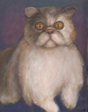 Richard Meyer - Long Haired Cat