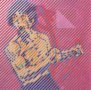 Neon Park - Bruce Lee Series 1968/88, Perpetual Motion / St. Violence
