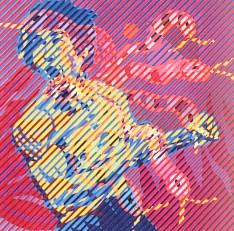 Neon Park - Bruce Lee Series 1968/88, St. Violence / Snake Eyes
