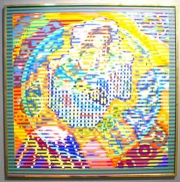 Neon Park - Sierra Mama Series 1986 Rain / Conejos