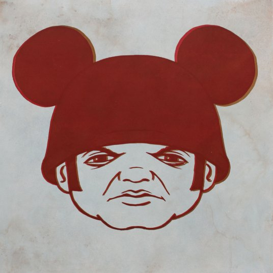 Bob Dob - Mouseketeer Army Head 2