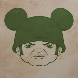 Bob Dob - Mouseketeer Army Head 3