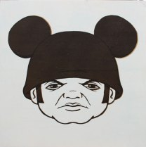 Bob Dob - Mouseketeer Army Head 5