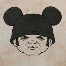 Bob Dob - Mouseketeer Army Head 8