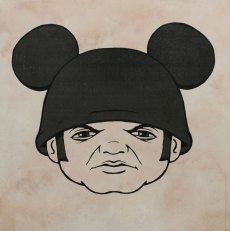 Bob Dob - Mouseketeer Army Head 8