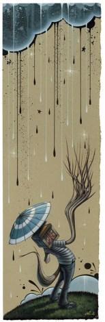 Nathan Ota - Looks Like Rain