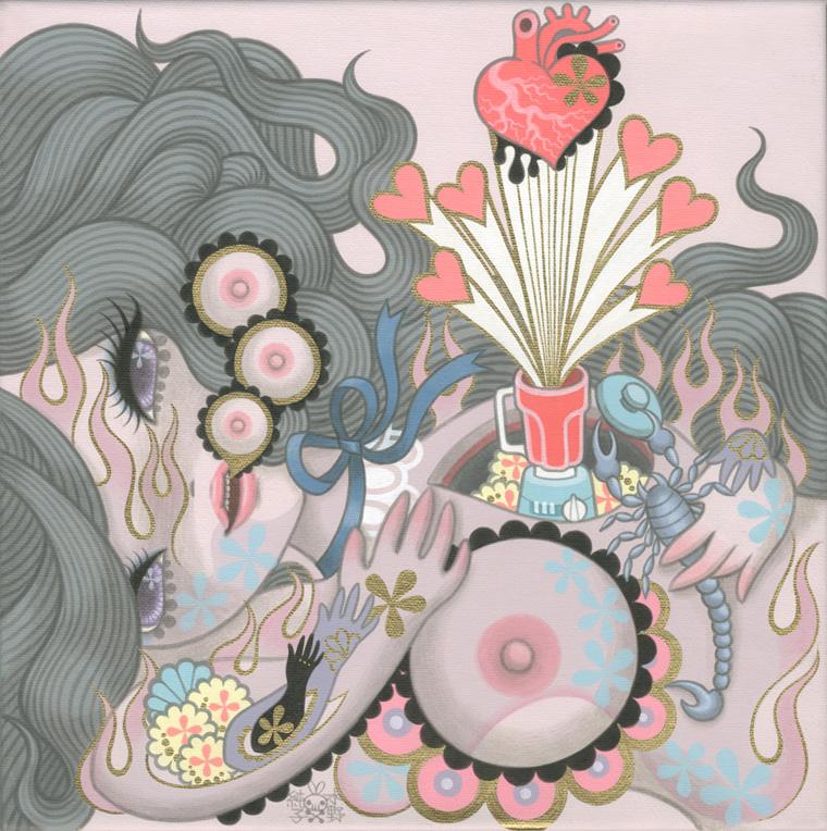 Junko Mizuno - Euphoria: Scorpion