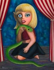 Lisa Petrucci - Lil' She Freak
