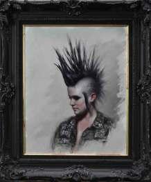 16 x 20 in. / 20 x 24 in. framed, Oil on linen $2,800.00