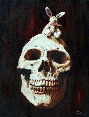 11 x 14 in. framed, Oil on canvas $350.00