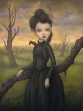 18 x 24 in. / 22 x 28 in. framed, Oil on panel $1,400.00 Sold