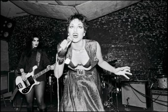 Ruby Ray - Pat and Alice Bag