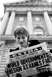 Ruby Ray - World Governments Resign