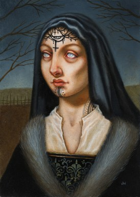 Jasmine Worth, Milk Eyed Mother