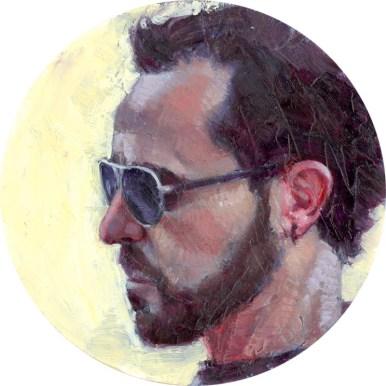 Daniel Landerman - Autumn oil $250.
