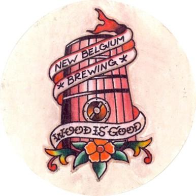 Justin Patti - New Belgium Brewery