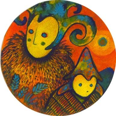 Maya Peterpaul - Druids