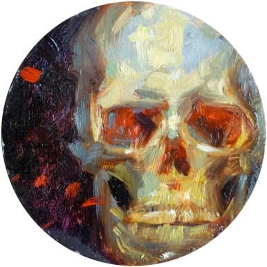 Gail Potocki - Skull