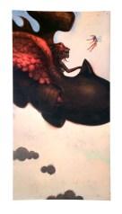 Glenn Barr - Carousel de RomaGiclée on heavy archival stock (edition of 200), 21 x 37.5 in. $125